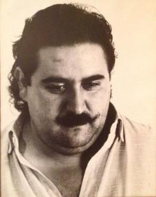 J. Brotons. Foto: Carlos Tarancón. Madrid, 1980